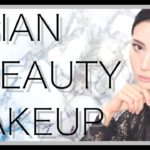 【アジアンビューティーメイク】Asian beauty makeup tutorials  (japanese c.c)